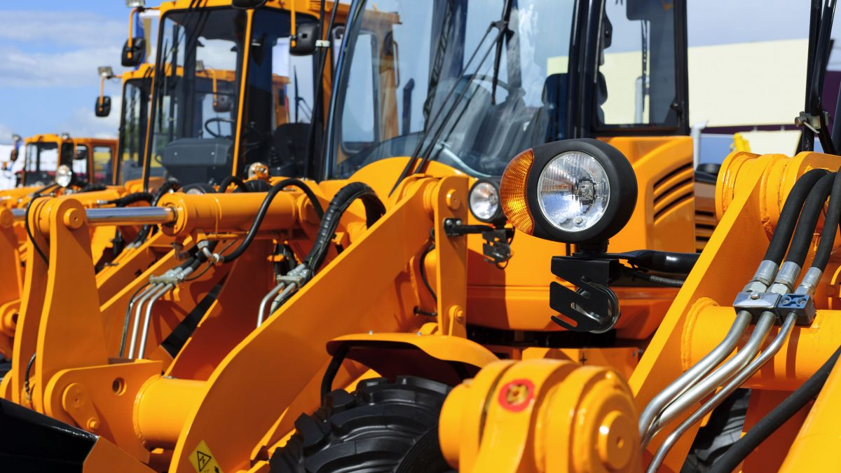 Financing new Equipment is a great way to manage capital
