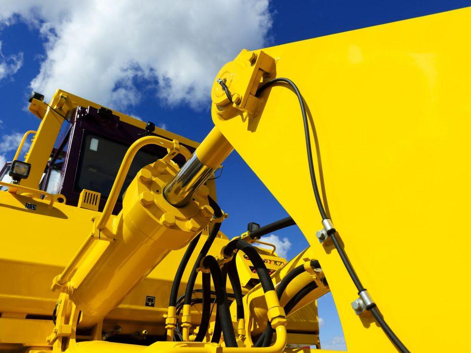 Heavy equipment assets